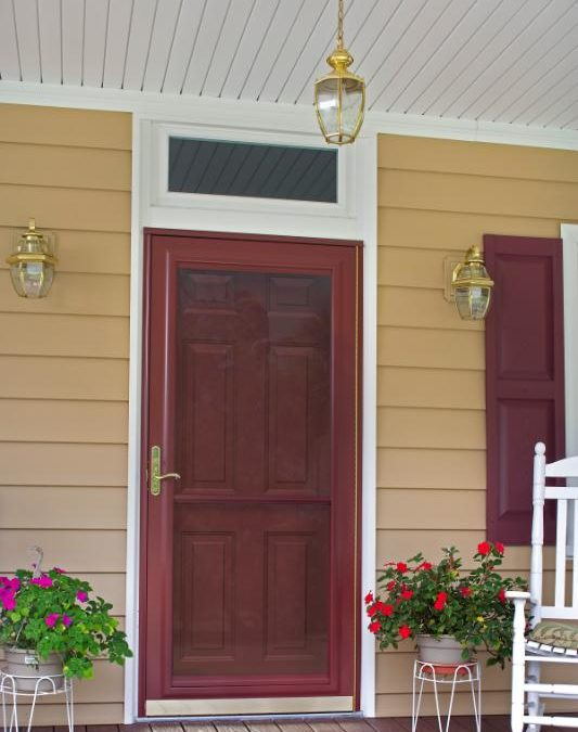 Security and Protection Measures for Exterior Doors